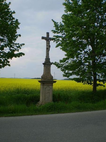 kříž k Mohelnici