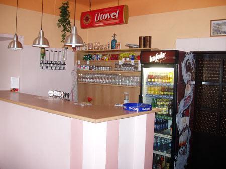 Restaurace Na Pešti - bar