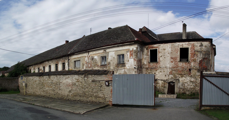 Zámek Moravičany