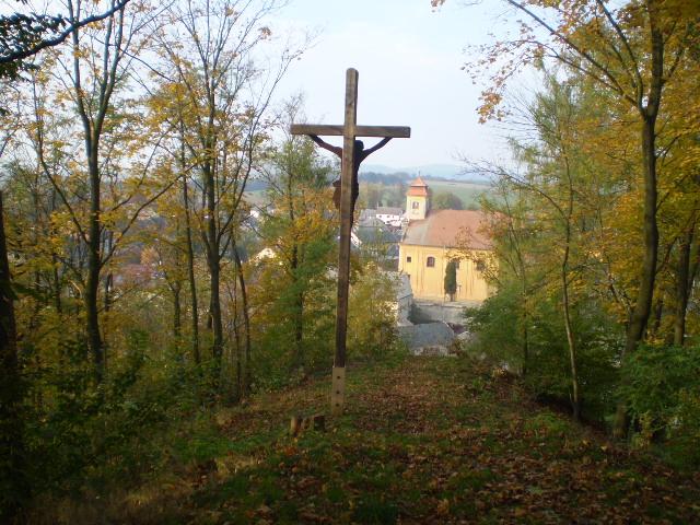 kříž s Kristem