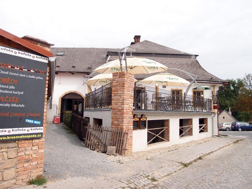 Brusova hospoda Mohelnice