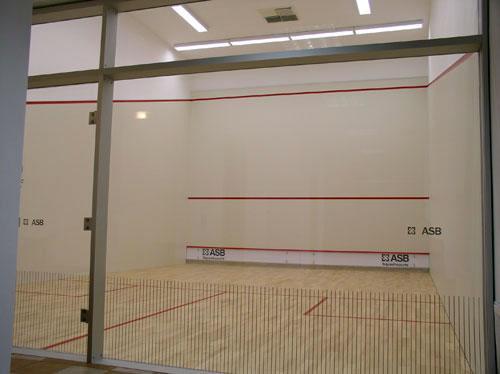 Squash Sportcentrum Olympia Mohelnice