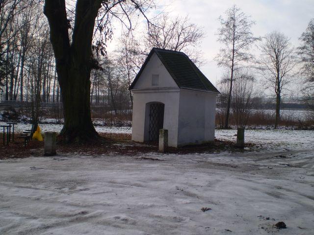 kaple Nejsvětější trojice - Police