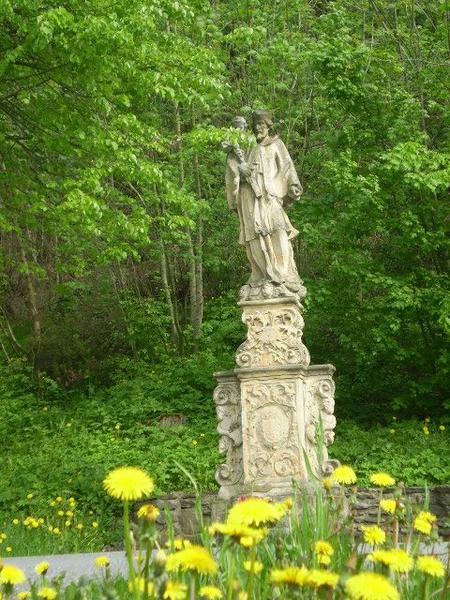 sv. Jan Nepomucký v Úsově