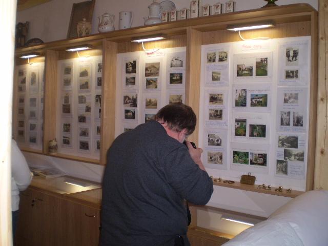 expozice v Síni selských tradic