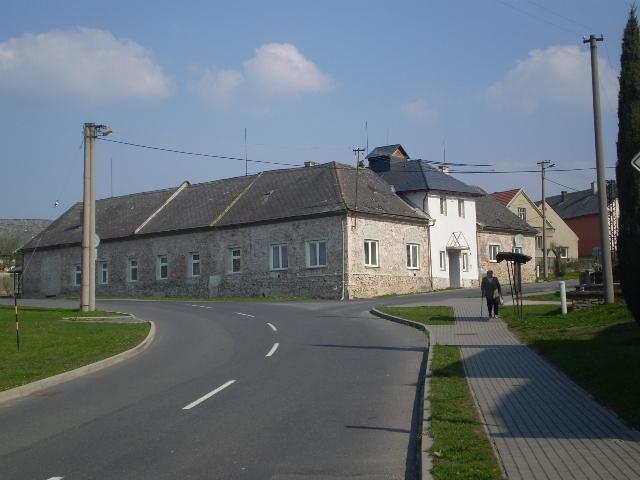 kulturní dům s muzeem