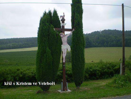 kříž Veleboř