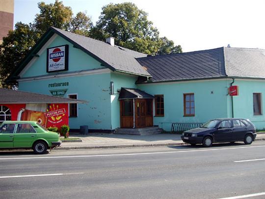 Restaurace Na Špici Mohelnice