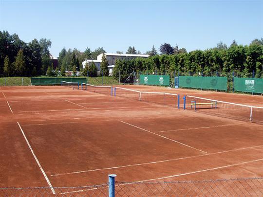 Tenisové kurty Mohelnice
