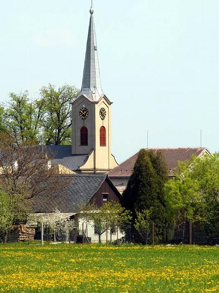 Kaple sv. Cyrila a Metoděje Pavlov