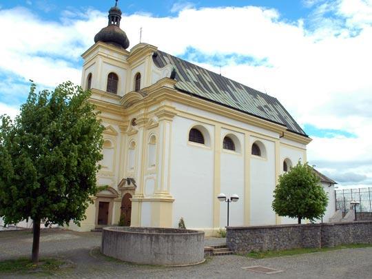 Kostel sv. Máří Magdalény Mírov