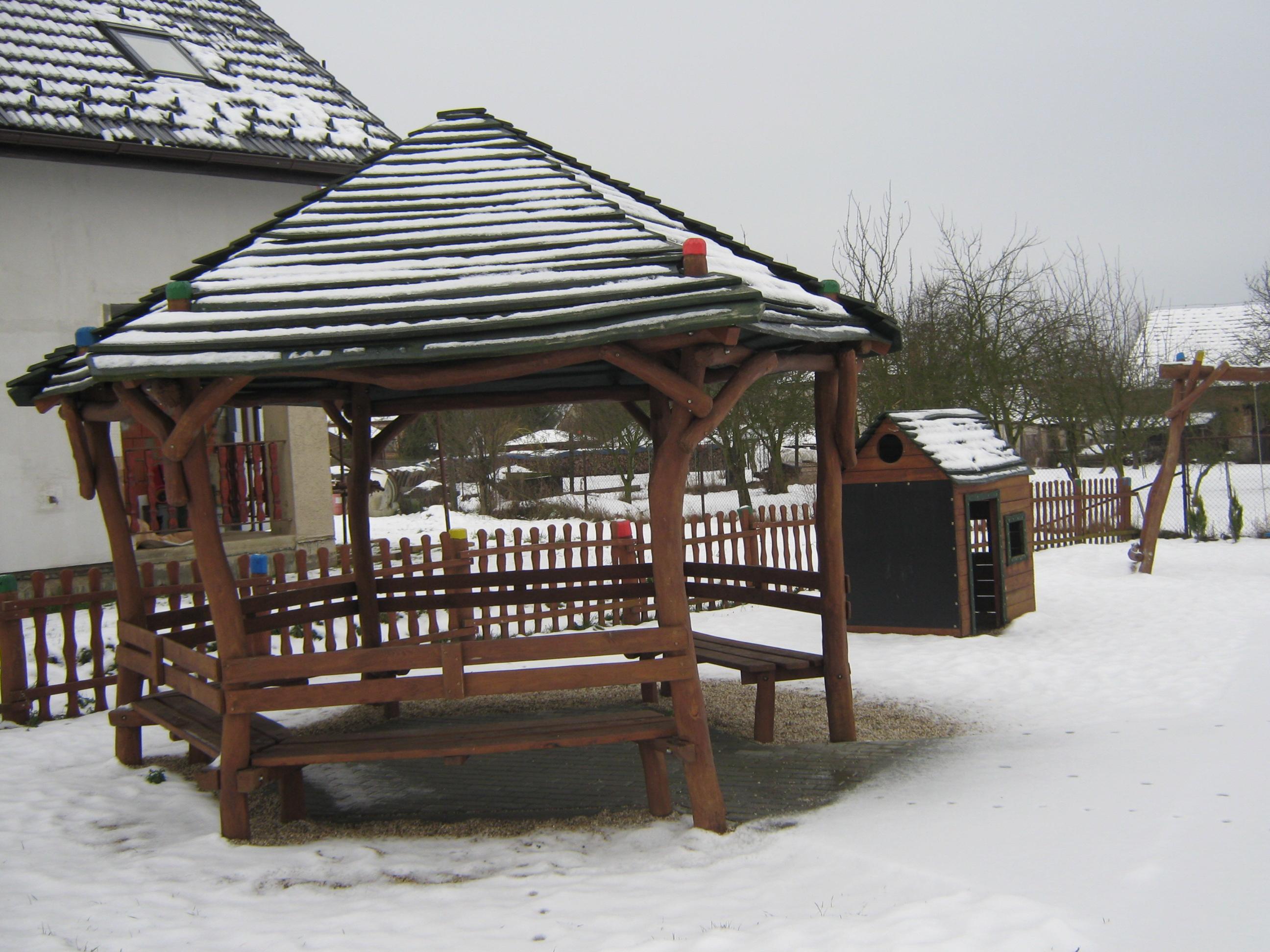 Dětské hřiště Klopina