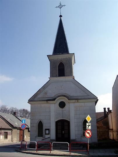 Kostel evangelický Mohelnice