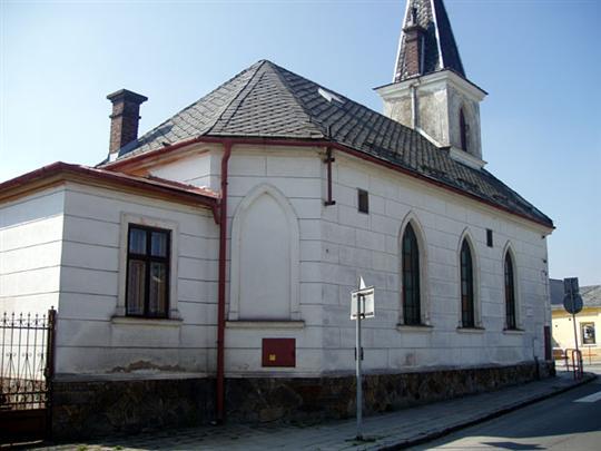 Evangelický kostel Mohelnice