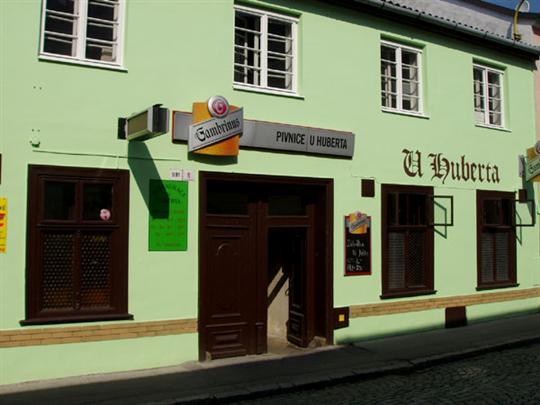 Pivnice U Huberta Mohelnice