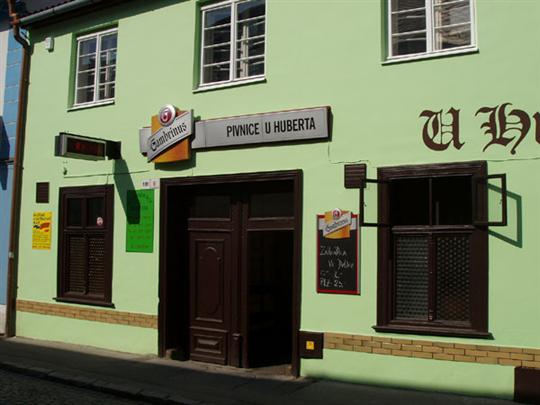 Pivnice U Huberta