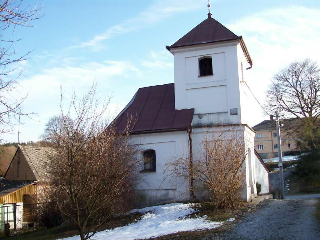Kaplička sv.Antonína Bezděkov