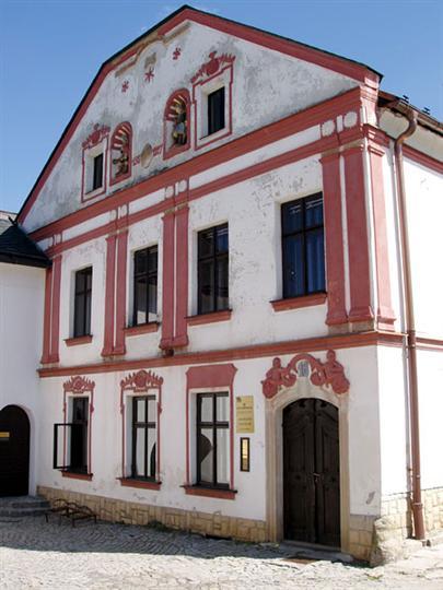 Pekařský dům Mohelnice