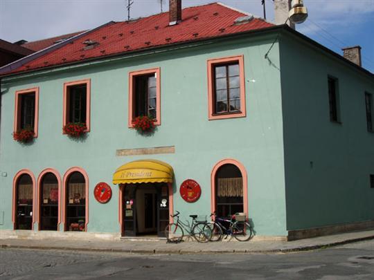 Grimmův dům Mohelnice