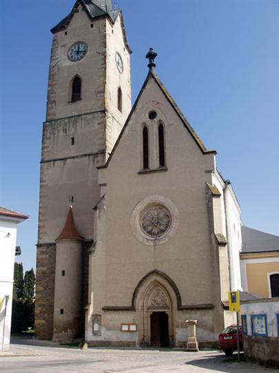 Kostel sv. Tomáše z Canterbury Mohelnice
