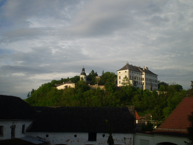 zámek Úsov s galeriií