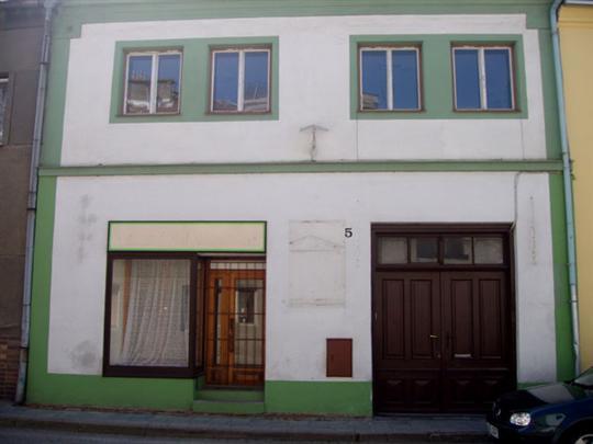 Městský dům Mohelnice - Třebovská ulice