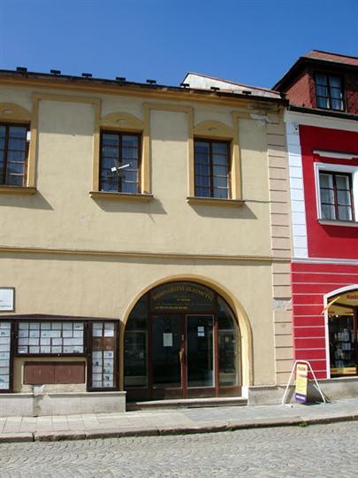 Měšťanský dům č.p. 970 Mohelnice