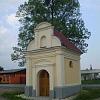 Kaplička sv.Nejsvětější Trojice v Moravičanech