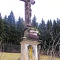 Památný kříž u Anenské hory Kouty nad Desnou