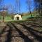 Starý hřbitov Loučná nad Desnou