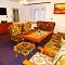 Chata Horalka - obývací pokoj